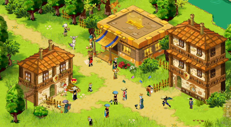 Dofus for Dofus le jeu