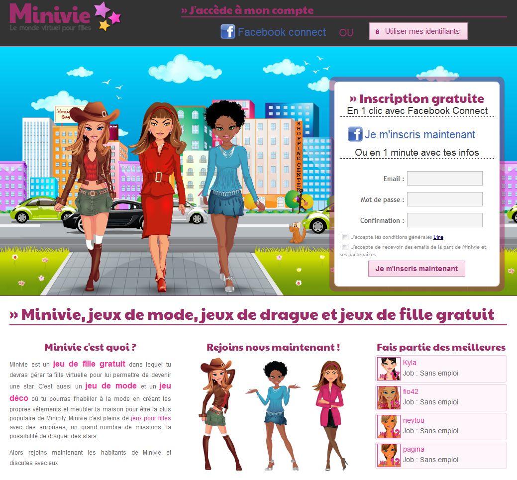 Site de jeux en ligne rencontre
